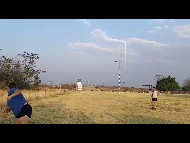 #VSA2020 Edelle Van Zyl Female u/17 Shotput 15h40 12.07m @backtracksports