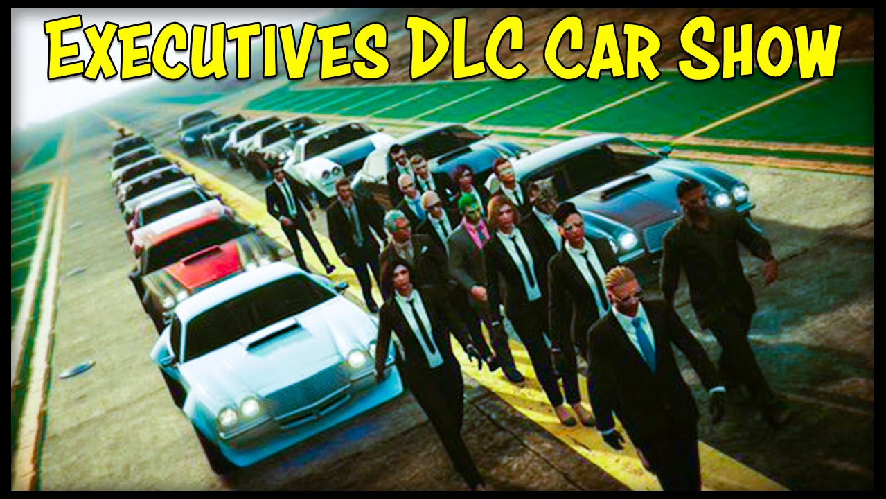 GTA Online NEW EXECUTIVES DLC CAR SHOW Best Coolest Cars - Cool xbox cars