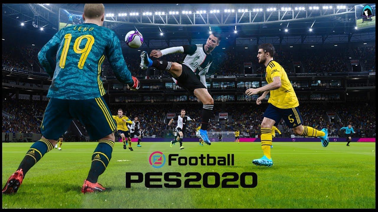 Download PES 2020 - Cristiano Ronaldo Goals & Skills #33 | HD