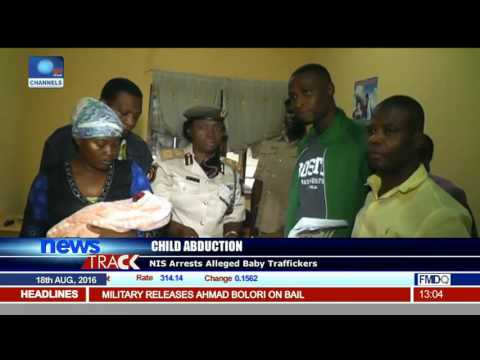 Child Abduction: NIS Arrests Alleged Baby Traffickers