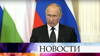 Владимир Путин прокомментировал инцидент в сирийском небе: ответные шаги заметят все.