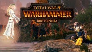 Бретонния - Трейлер на русском | Total War: Warhammer