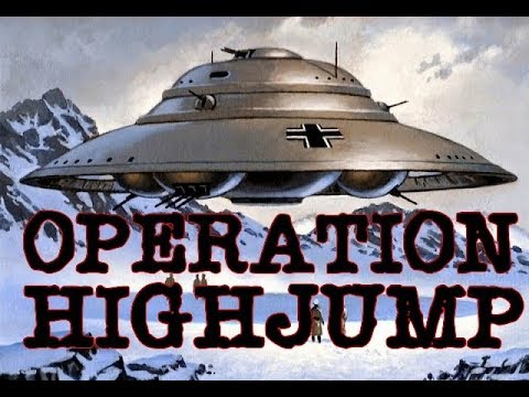 The TRUTH about [Operation Highjump] Admiral Byrd in Antarctica - Nazi UFOs? Hollow Earth?