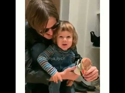 Илья Прусикин со своим сыном Добрыней!!!