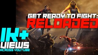 [AVENGERS] Get Ready To Fight:Reloaded