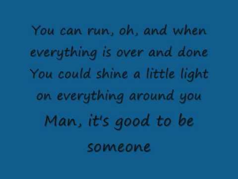 Someday lyrics-Rob Thomas