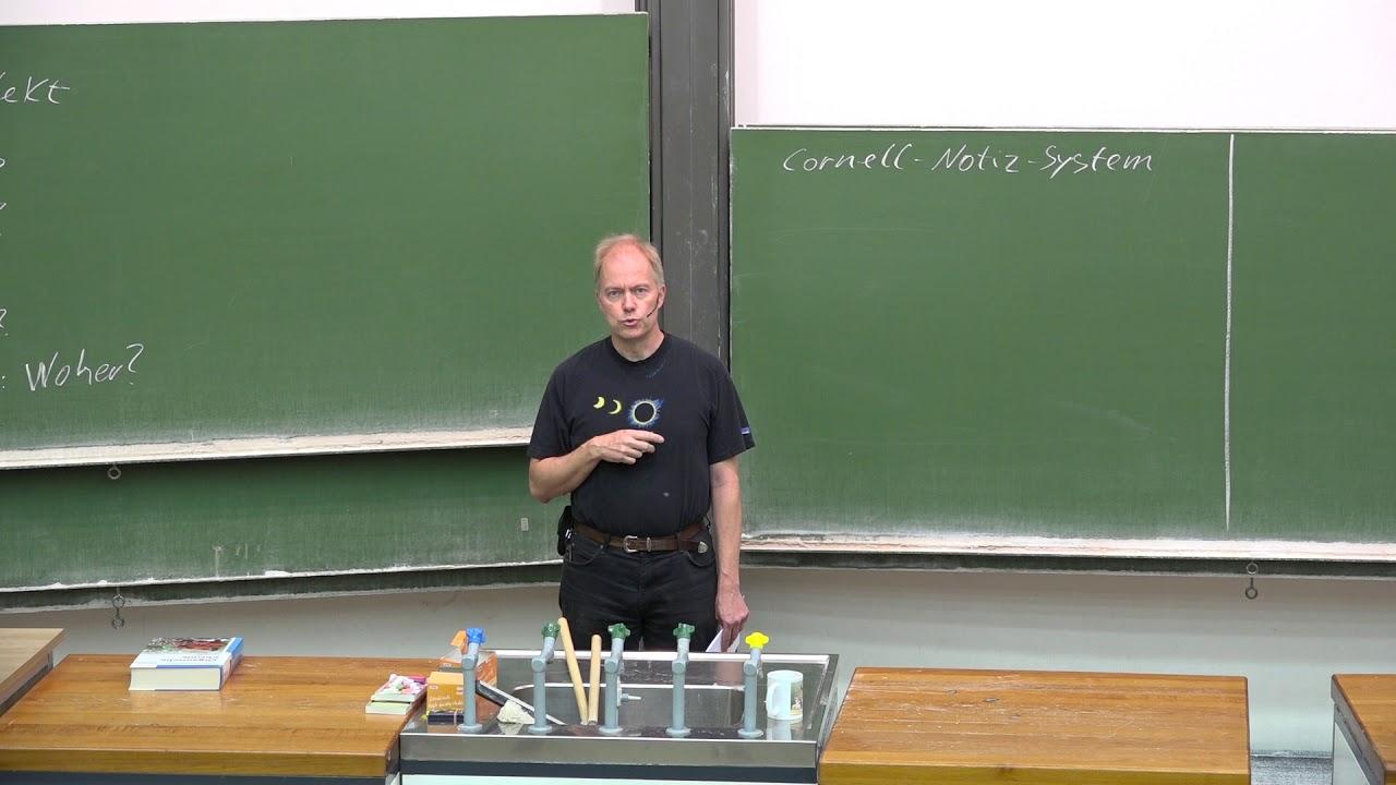 Propädeutikum Organische Chemie Prof  G  Dyker 270818