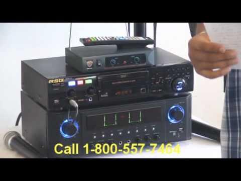 Spanish Karaoke System