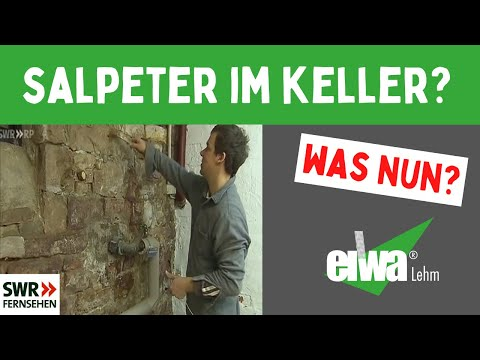 Top SALZE IM MAUEWERK - SALPETER IM SANDSTEIN - YouTube AT08