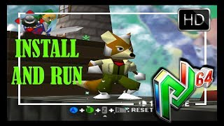 How To Properly Install and Run Nintendo 64 Emulator on PC 2019