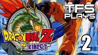 TFS Plays: DBZ Kinect - 2 -