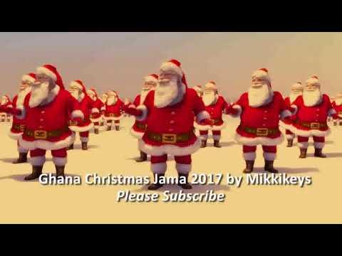 Ghana Christmas Jama 2017 By Mikkikeys