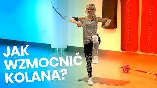 Jak wzmocnić kolana? | Codziennie Fit