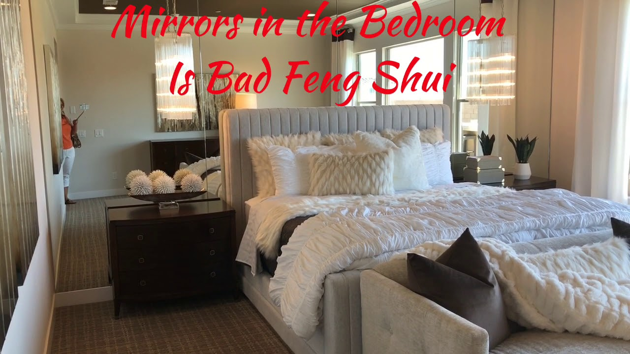 Bad Feng Shui Mirror Placement Bad Feng Shui Mirrors In The Bedroom Youtube
