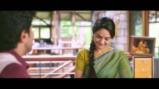 Vaayai Moodi Pesavum Tamil Movie   Dulquer Salman motivates Madhubala