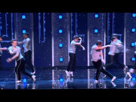 Sunday Night at the Palladium | Billy Elliot the Musical
