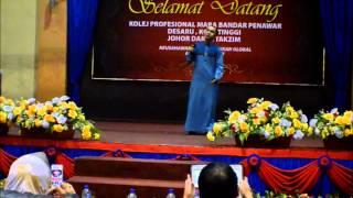 Nur Kasih Hafiz Hamidun Kolej Profesional MARA Bandar Penawar