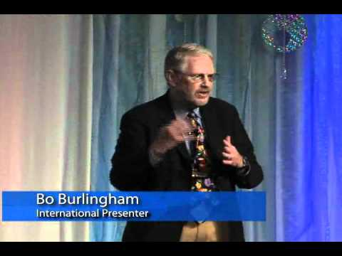 Bo Burlingham, Feature Speaker Excellence in Business 2011