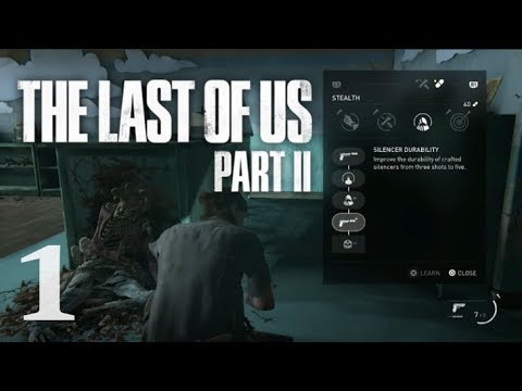 The Last Of Us 2 Demo Gameplay Walkthrough Part 1 (No Commentary The Last Of Us 2 Gameplay)