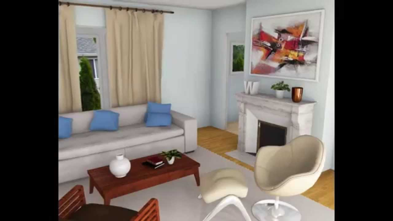 Free home design software - HomeByMe interior design and ...