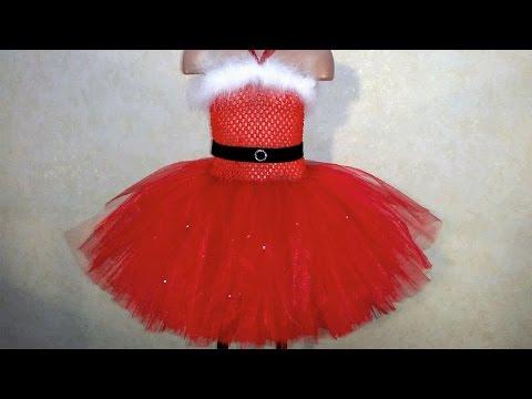 Новогодние платья Туту - обзор /  Christmas dress Tutu - Overview смотреть онлайн