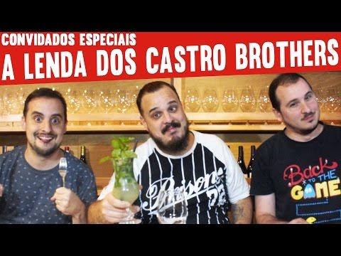 Churrascaria Pálace Feat. Castro brothers   Convidados Especiais   #MiniCozinha