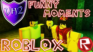 [FULL] Roblox Funny Moments : Vampire Hunters 2