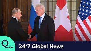 LIVE: Biden, Putin Begin First Top in Geneva as U.S.-Russia Tensions Increase|Top News  | NewsBurrow thumbnail