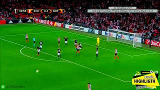 Athletic Bilbao VS  Hertha Berlin 3-2 23 11 2017