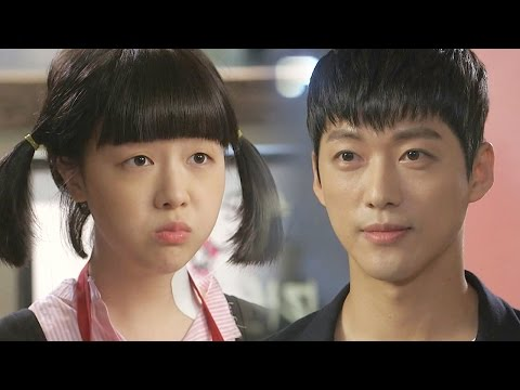 Nam Goong Min, heart flutter with Minah's cute looking! 《Beautiful Gong Shim》 미녀 공심이 EP05
