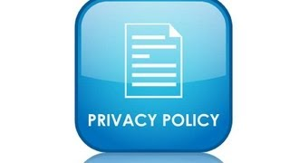 How to Add a Privacy Policy in Blog - Blogger Tutorials