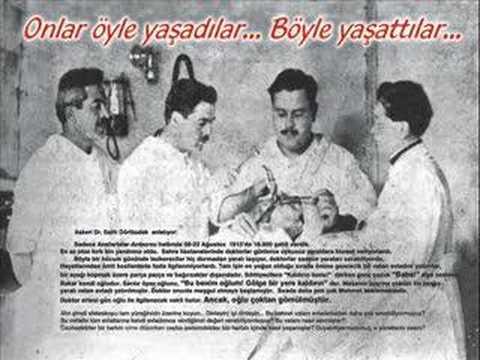 Çanakkale Türküsü Esat kabakli