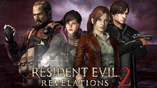 """Resident Evil Revelations 2 Survival Walkthrough - Episode 1 - Full Episode """"Penal Colony"""""""