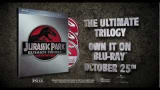 Jurassic Park Trilogy Trailer (1993, 1997, 2001) Adventure Family Sci-Fi