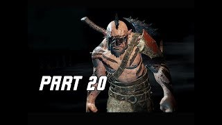 Middle-Earth Shadow of War Walkthrough Part 20 - Minas Mordor (Let's Play Commentary)