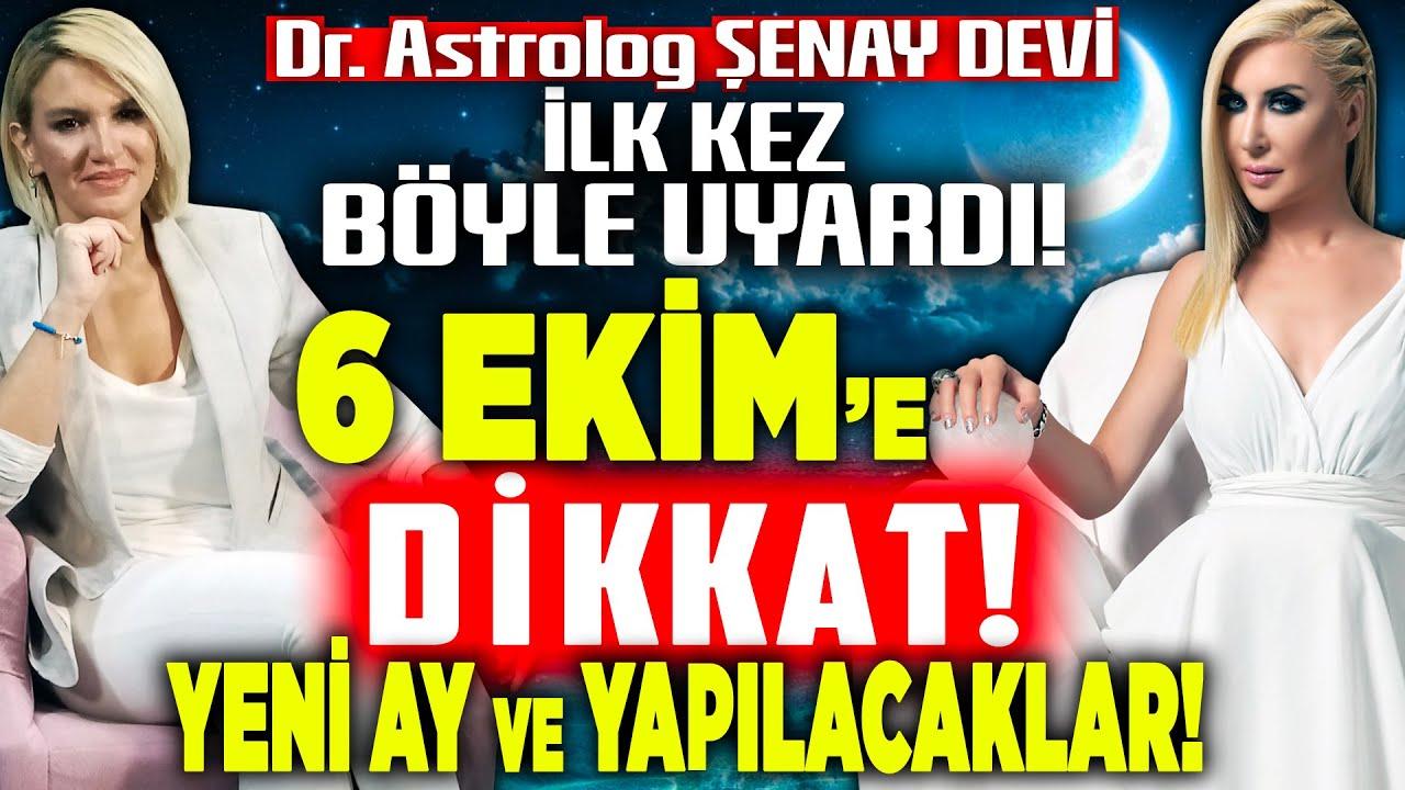 Şenay Devi İlk Kez Böyle Uyardı! 6-13 EKİM'e DİKKAT! Kadim YENİ AY ÇALIŞMASI ile Kainatın Anahtarı!