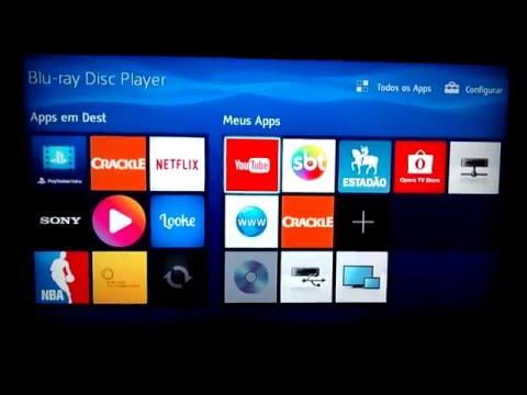 BluRay Player BDPS5500 SONY  PTBR