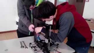 Workshop Imprimante 3D Cyber-base MJC Rodez