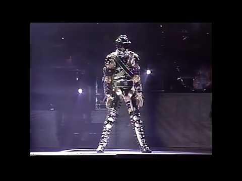 Michael Jackson - Scream - Live Seoul 1996...