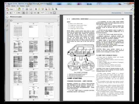 2008 dodge sprinter van cd-rom repair shop manual.
