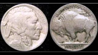 Value Buffalo Head Nickel