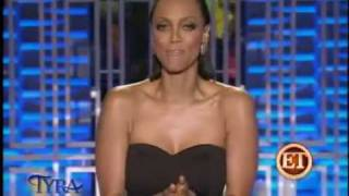 Tyra Banks Real Hair Revealed