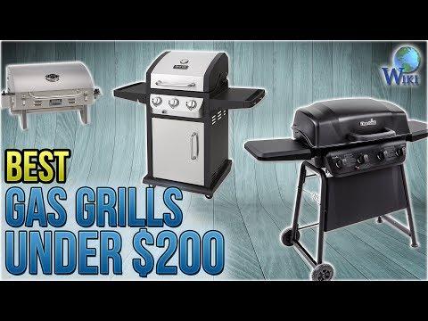 8 Best Gas Grills Under $200 2018