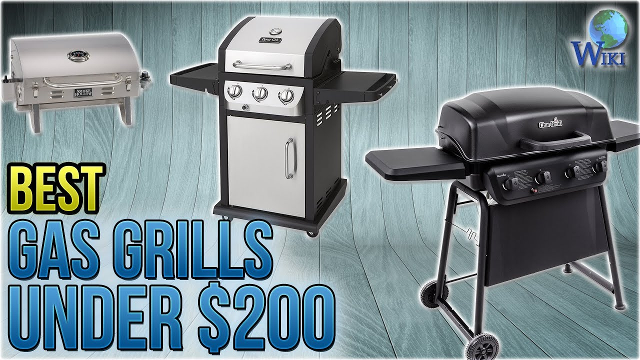 8 best gas grills under 200 2018 youtube. Black Bedroom Furniture Sets. Home Design Ideas