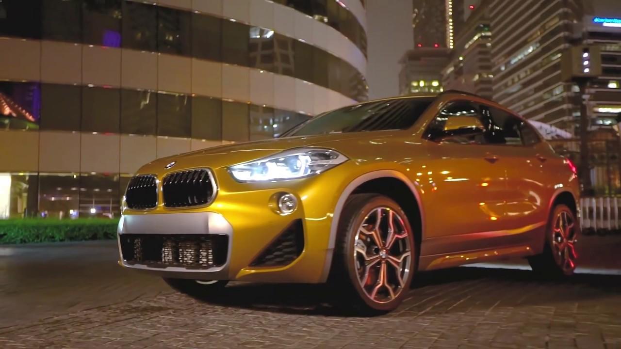 BMW X2 and Wonder Anatomie Dare To Take City Fashion To The Next ...
