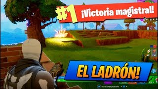 TE ROBO LA CASA!! Fortnite: Battle Royale (PS4)