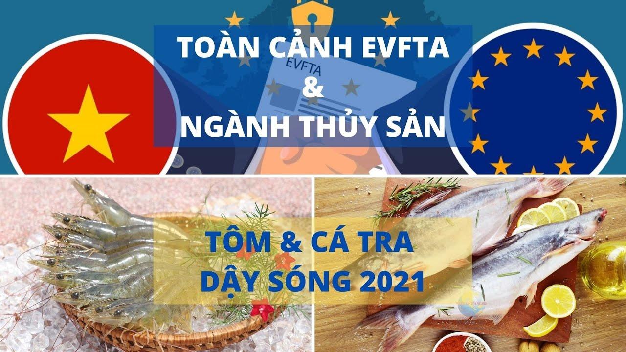 Tổng Quan EVFTA Và Ngành Thủy Sản | Phần 1: Tôm & Cá Tra dậy sóng 2021!