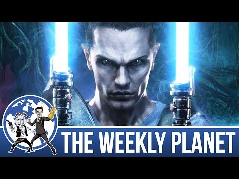 New Star Wars Trilogy & Star Wars Video Games - The Weekly Planet Podcast