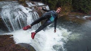 Raging Waterfalls in Washington - Bogs Vlogs Ep. 8
