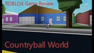 ROBLOX Game Review: Countryball World